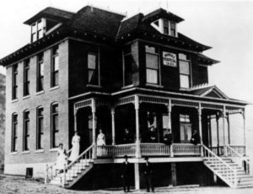 Park City History – Miners Hospital
