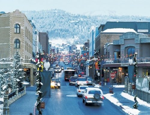 Park City Parking – We've got you covered.