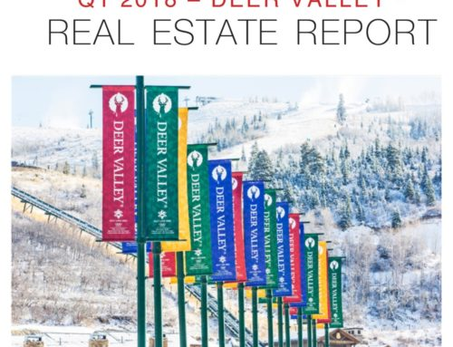 2018 Q1 Deer Valley Report